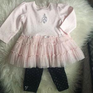 Adorable Little Me ballerina set